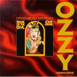 Cover Ozzy Osbourne - Speak of the Devil