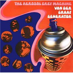 Cover Van der Graaf Generator - The Aerosol Grey Machine