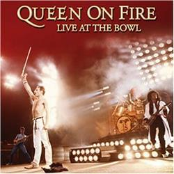 """Cover Queen - Queen On Fire """"Live At The Bowl"""""""