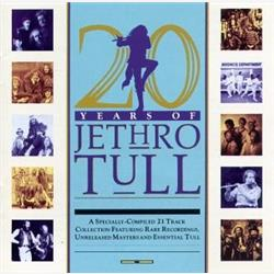 Cover Jethro Tull - 20 Years of Jethro Tull