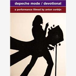 Cover Depeche Mode - Devotional Tour