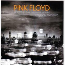 Cover Pink Floyd - London 1966/1967