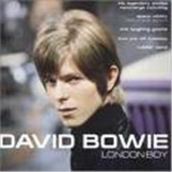 Cover David Bowie - London Boy