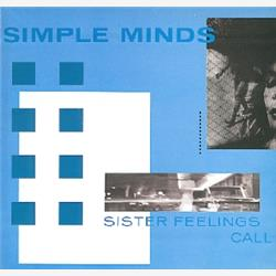 Cover Simple Minds - Sister Feelings Call
