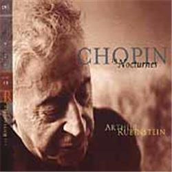 Cover Frédéric Chopin - Nocturnes - The Rubinstein Collection Vol.49