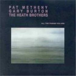 Cover Pat Metheny - All the Things You Are