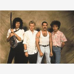 Cover Queen - Live @ Live Aid 1986