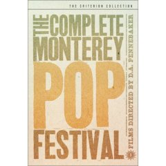 Cover di The Complete Monterey Pop Festival - Criterion Collection (1967)