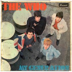 Cover The Who - My Generation - Deluxe Edition
