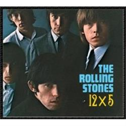 Cover The Rolling Stones - 12 x 5
