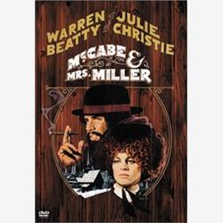 Cover Robert Altman - McCabe & Mrs.Miller