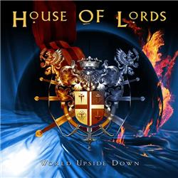 Cover House of Lords - World Upside Down