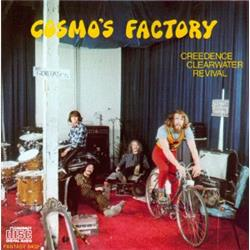 Cover Creedence Clearwater Revival - Cosmo's Factory
