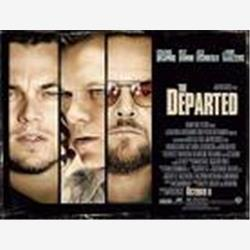 Cover di The Departed