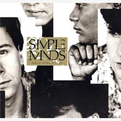 Cover Simple Minds - Alive and Kicking (84-85-86)