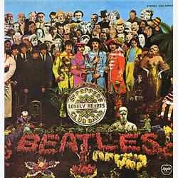 Cover The Beatles - Sergeant Pepper Lonely Hearts Club Band