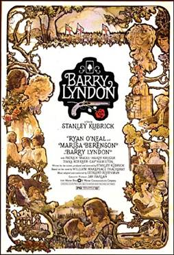 Cover di Barry Lindon