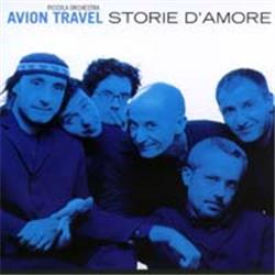 Cover Avion Travel - Storia d'Amore