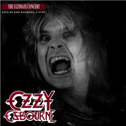 Cover Ozzy Osbourne - The Ultimate Concert