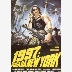 Cover di 1997: Fuga Da New York