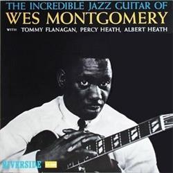 Cover Wes Montgomery - The Incredible Jazz Guitar