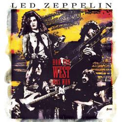 Cover Led Zeppelin - How The West Was Won - Disc 1-2-3