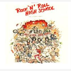 Cover Alice Cooper - Rock'n'Roll High School