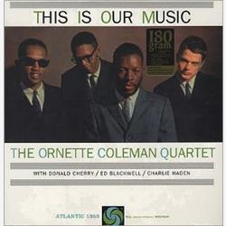 Cover Ornette Coleman - This Is Our Music