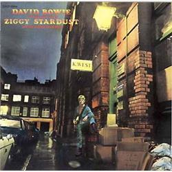 Cover David Bowie - The Rise And Fall Of Ziggy Stardust And The Spider From Mars