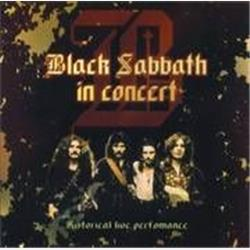 Cover Black Sabbath - In Concert