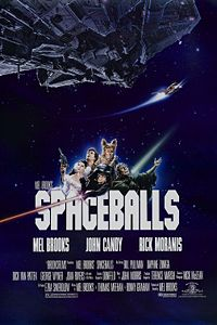 Cover di Spaceballs