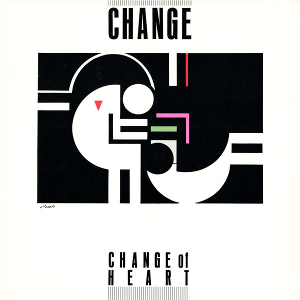 Cover di Change Of Heart