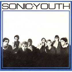 Cover Sonic Youth - 1st EP