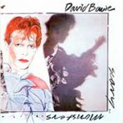 Cover David Bowie - Scary monsters