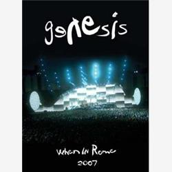 Cover Genesis - When In Rome 2007