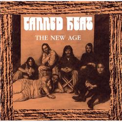 Cover Canned Heat - The New Age