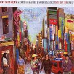 Cover Pat Metheny - Tokyo Day Trip Live