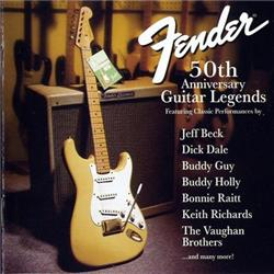 Cover Buddy Guy - Fender 50th Anniversary Guitar Legends