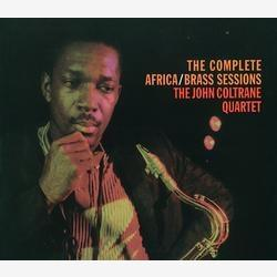 Cover John Coltrane - The Complete Africa/Brass Sessions