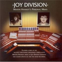Cover Joy Division - Martin Hannett's Personal Mixes