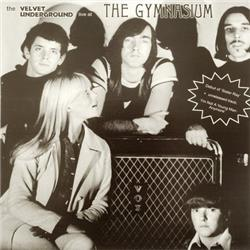 Cover The Velvet Underground - Live At The Gymnasium