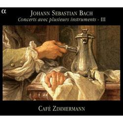 Cover Johann Sebastian Bach - Orchestral Suites (The Academy of Ancient Music feat. conductor: Christopher Hogwood)