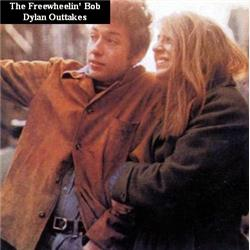 Cover Bob Dylan - The Freewheelin' Bob Dylan Outtakes (Bootleg)