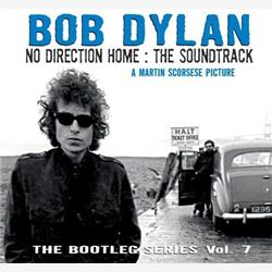 Cover Bob Dylan - No Direction Home: The Soundtrack
