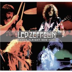 Cover Led Zeppelin - 1975-02-12: Four Blocks in the Snow: Madison Square Garden, NY, USA