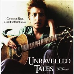 Cover Bob Dylan - Unravelled Tales