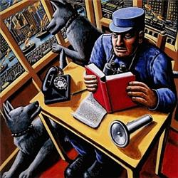 Cover King Crimson - The Night Watch