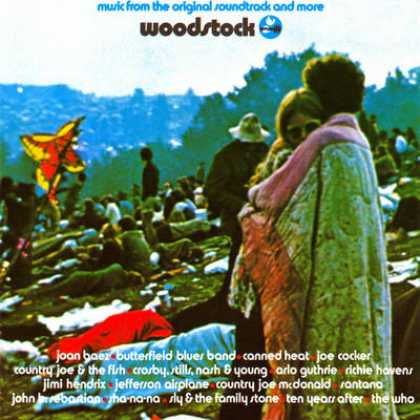 Various Artists -Woodstock: Music from the Original Soundtrack and More