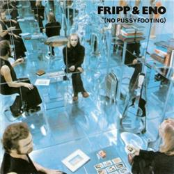 Cover Brian Eno - No Pussyfooting