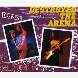 Cover Deep Purple - Destroyed The Arena Budokan
